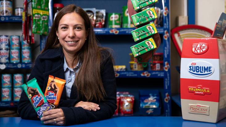"""Nestlé: """"[El 2020] se trata de ganar el Gran Effie con Panetón D'Onofrio"""""""