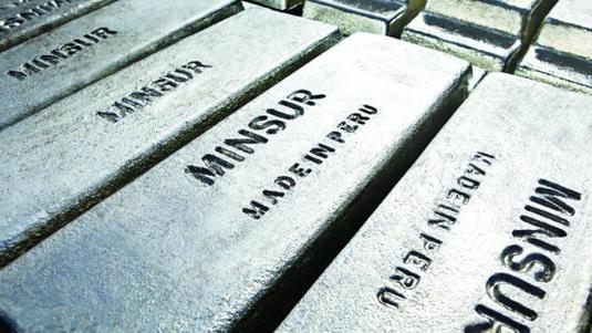 Minsur registró pérdidas netas por US$536.3 millones en el 2015