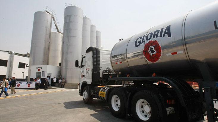 """Gloria: """"La leche que mandamos a EEUU y la que producimos acá es 100% pura de vaca"""""""