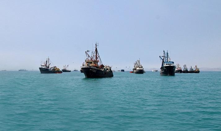 Ventas de pesqueras crecieron pese a menor cuota de la primera temporada