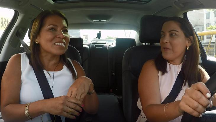Carpool CEO: Giovanna Cortéz, de Microsoft
