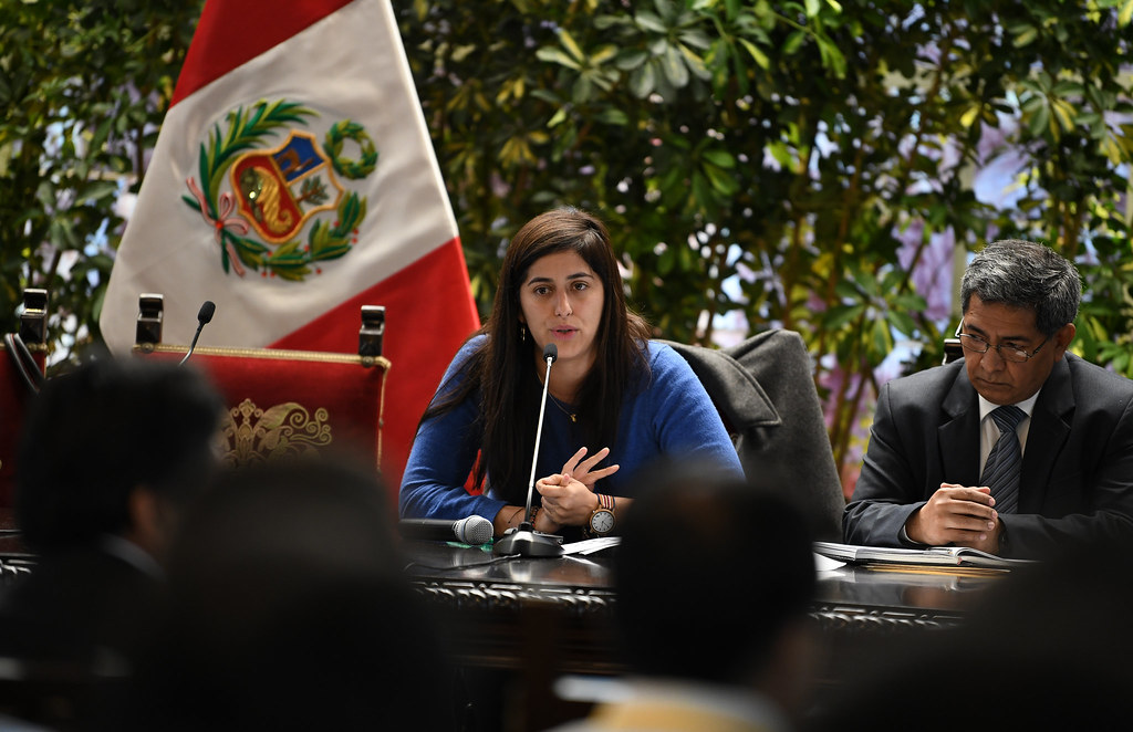 María Antonieta Alva sería la nueva ministra de Economía y Finanzas