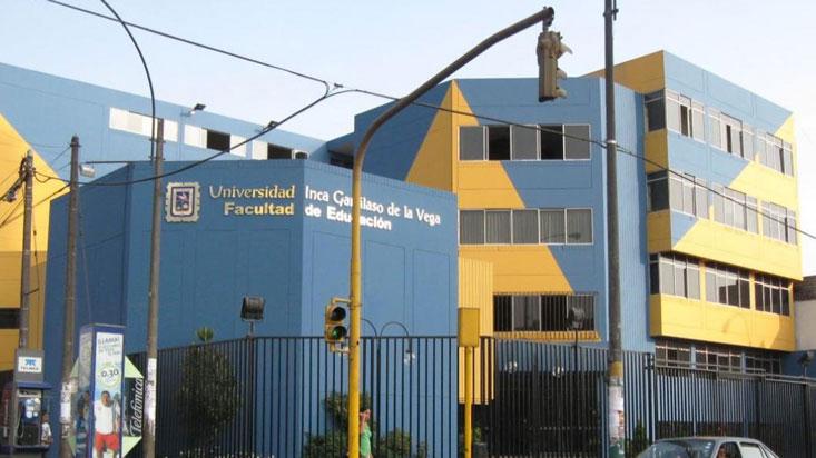 Sunedu denegó el licenciamiento a la Universidad Inca Garcilaso de la Vega