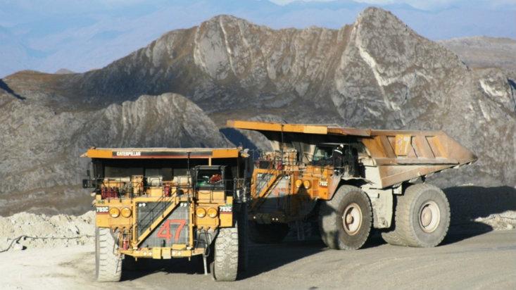Barrick planea ampliar la vida útil de mina Lagunas Norte en Perú por 9 años