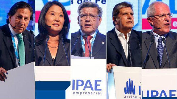 CADE 2015: ¿qué estilo de liderazgo proyectaron los candidatos?