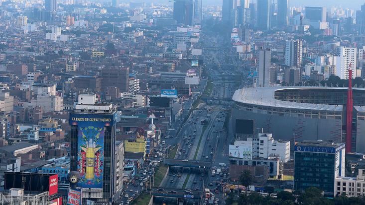 Economía peruana creció 3.39% en agosto, su nivel más alto del año