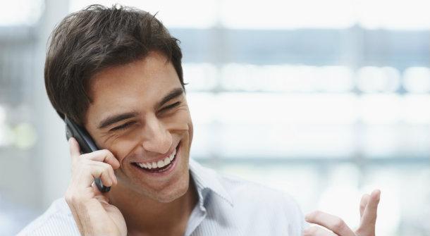 La llamada para la entrevista de trabajo