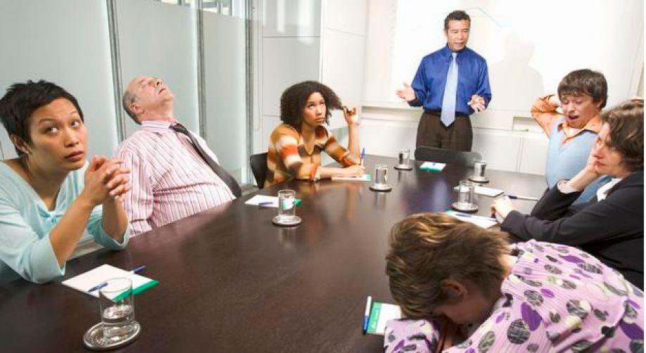 Cómo mejorar las reuniones de trabajo