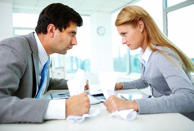 Cómo manejar los conflictos en el trabajo