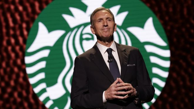 Consejos de Howard Schultz para emprendedores