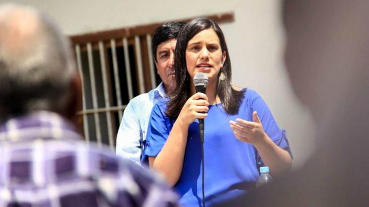 Verónika Mendoza y la trampa del eslogan