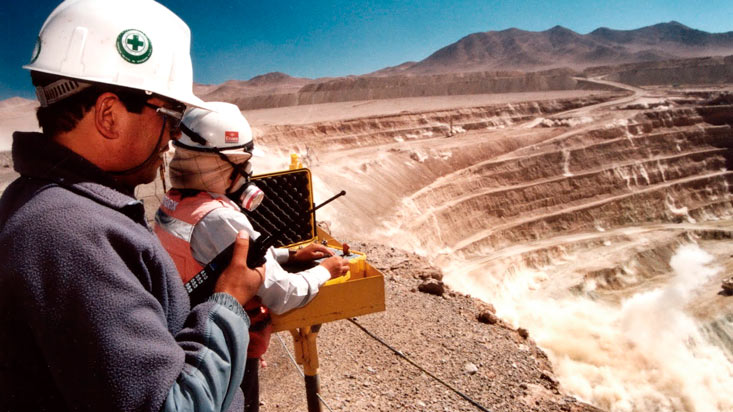 Exploración minera: etapa clave para el futuro