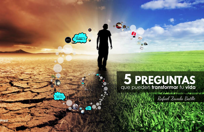 5 preguntas que podrían transformar tu vida