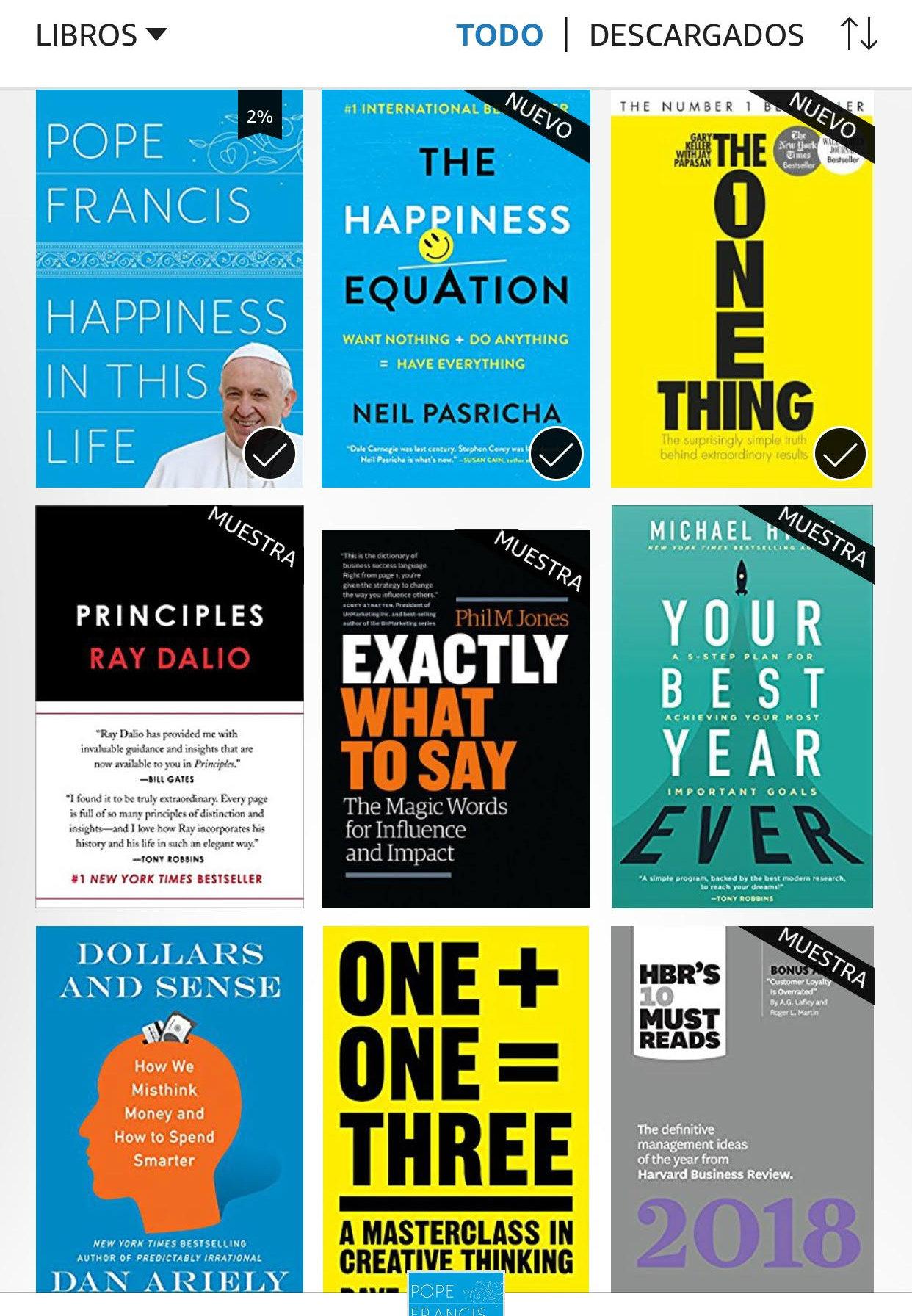 Los cinco mejores libros para este verano