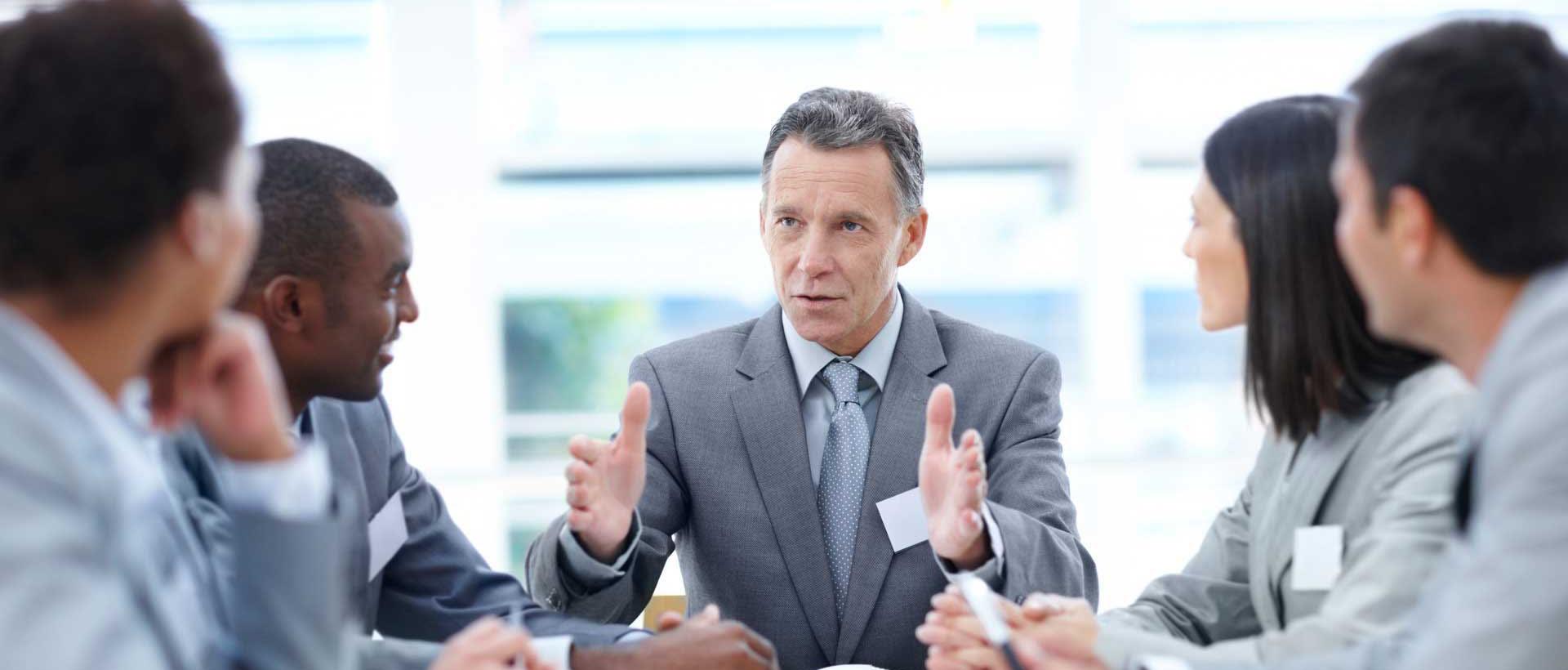 Tres frases que te ayudarán a ser gerente
