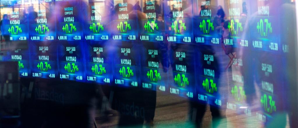 Lunes negro en Wall Street: los sospechosos usuales