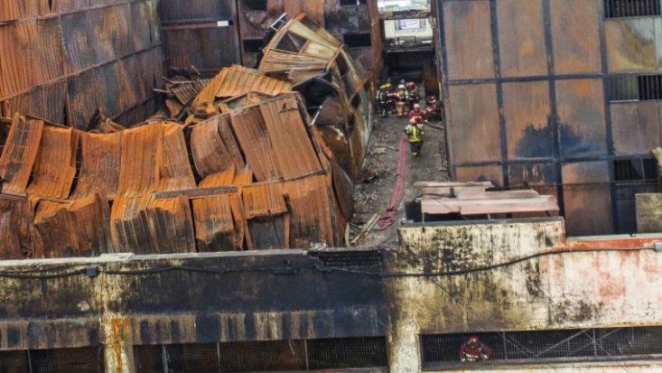 Caso Las Malvinas: perdiendo la guerra contra la informalidad