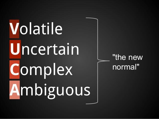 Manejar la incertidumbre: ¿por dónde empezar?
