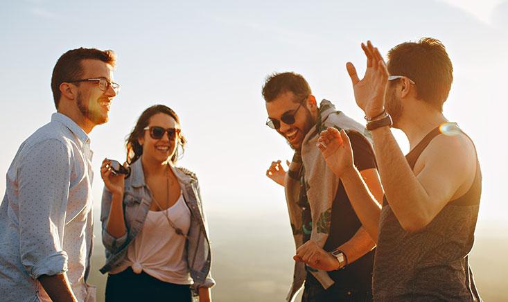 6 hábitos de las personas encantadoras