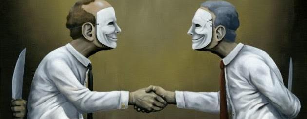 Doble moral... doble estrategia