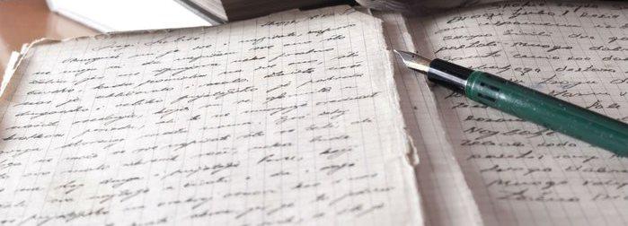 Reflexiones robadas a un escritor