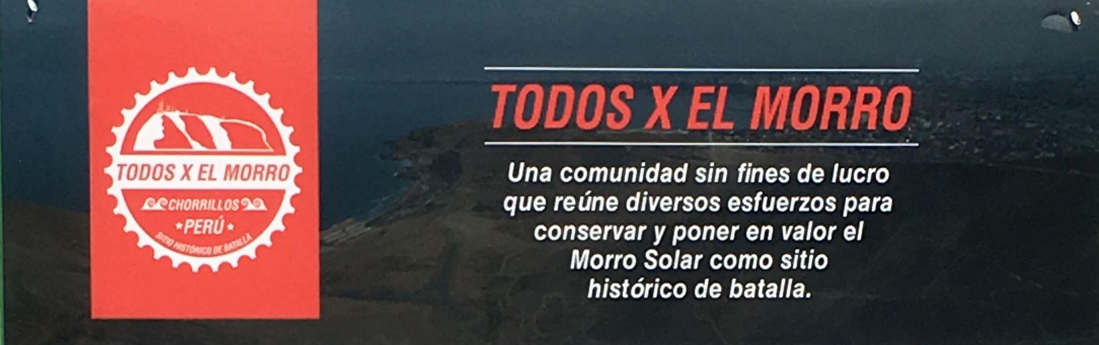 Todos X El Morro y la lógica de 'lava tu plato después de comer'