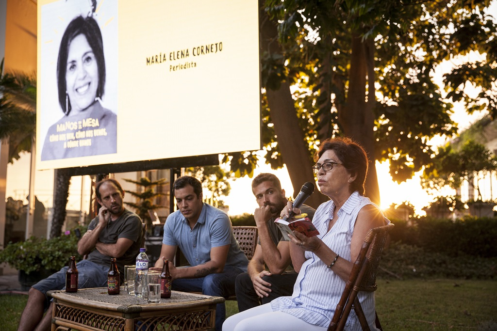 'Manos en la Mesa': los actores y el futuro de la cocina peruana