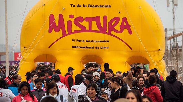 El alma de Mistura: un relato sobre la primera edición