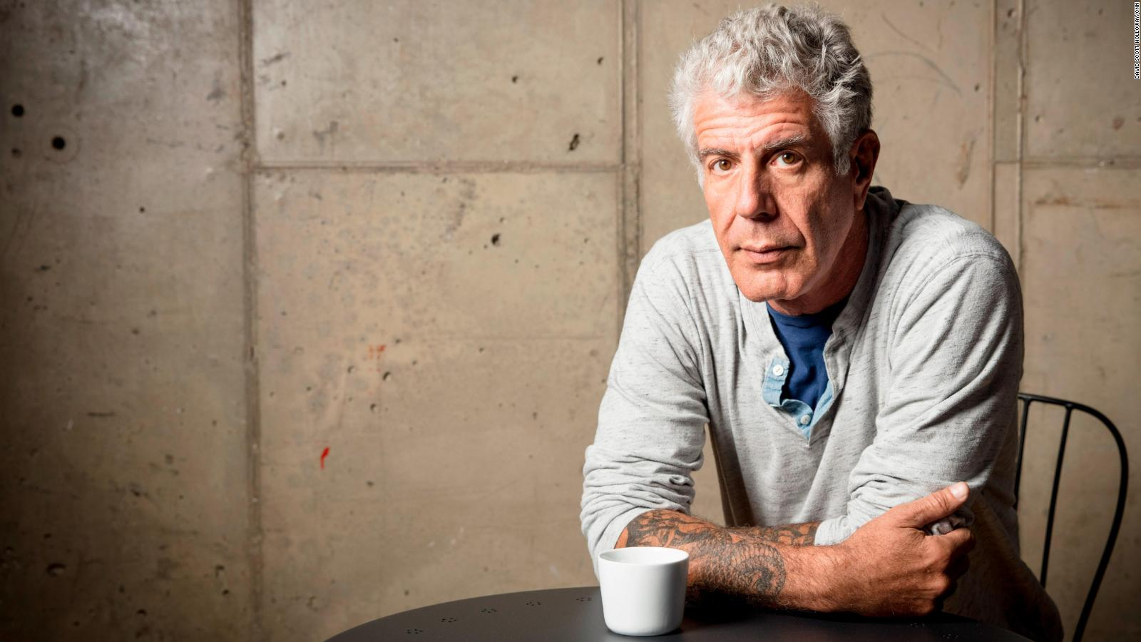 El regalo de Anthony Bourdain