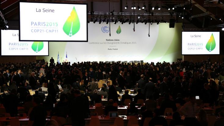 COP 21: la semana decisiva para el cambio climático