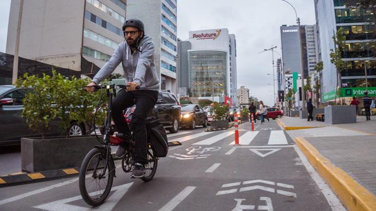 Calles del siglo XXI: la persona es el elemento principal para el diseño urbano