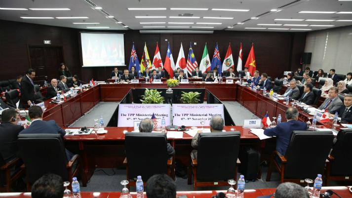 TPP sin EEUU: nuevo acuerdo comercial se firmará el 8 de marzo en Chile