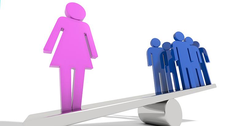 El origen de las brechas de género