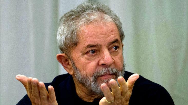 Brasil: detienen a expresidente Lula da Silva en redada por caso Lava Jato