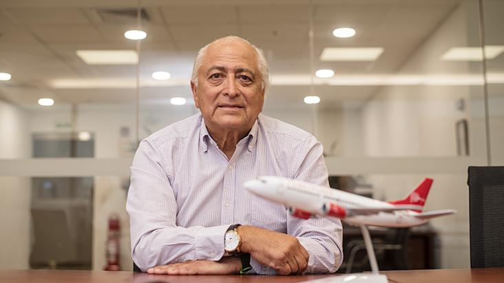 """Peruvian Airline: """"No queremos vender, a menos de que hagamos una alianza"""""""