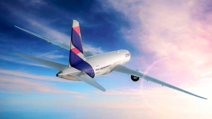 342651-latam-trafico-de-pasajeros-incremento-57-interanual-en-marzo
