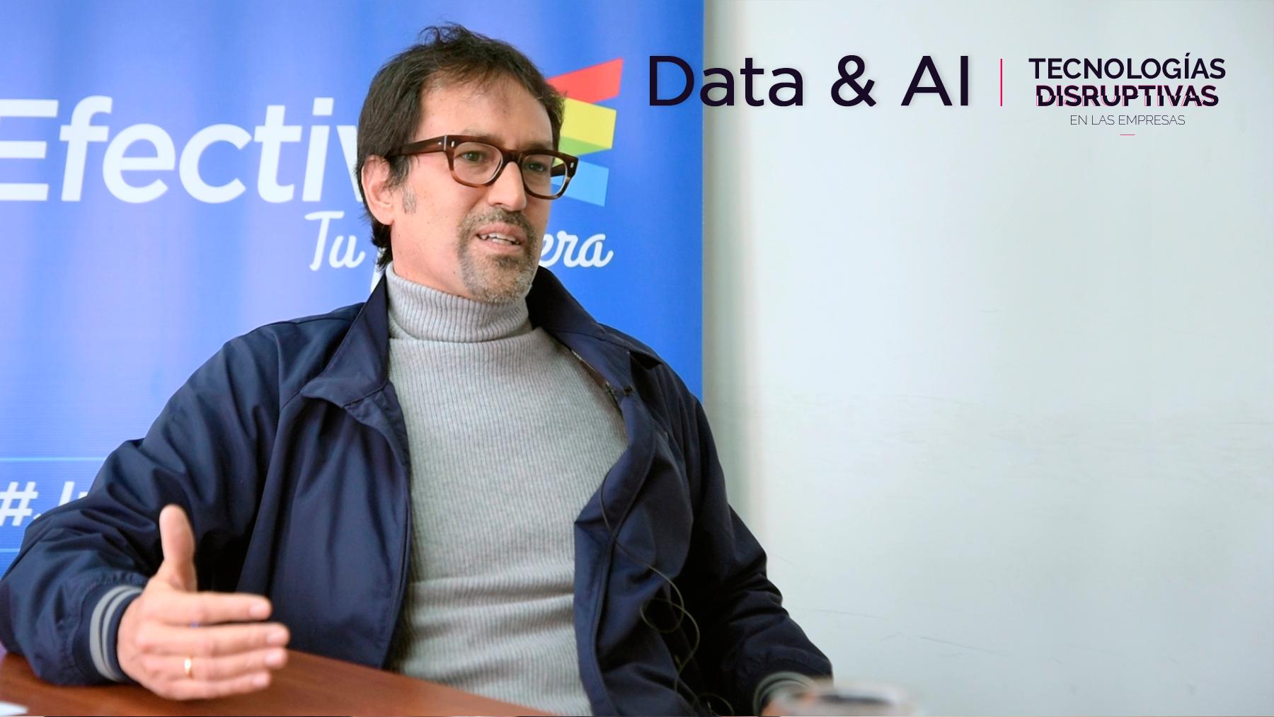 Tecnologías Disruptivas: Data & AI para hacer crecer tu negocio