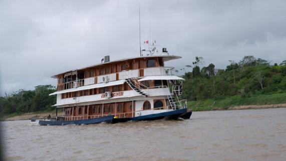 Hidrovía Amazónica: demoras a la vista por observaciones