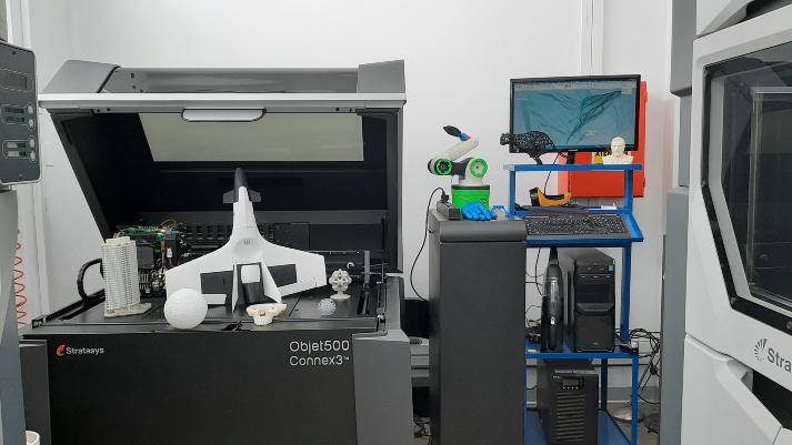 """Corporación Rey: """"Las empresas no saben cómo obtener con 3D una ventaja frente a su competencia"""""""