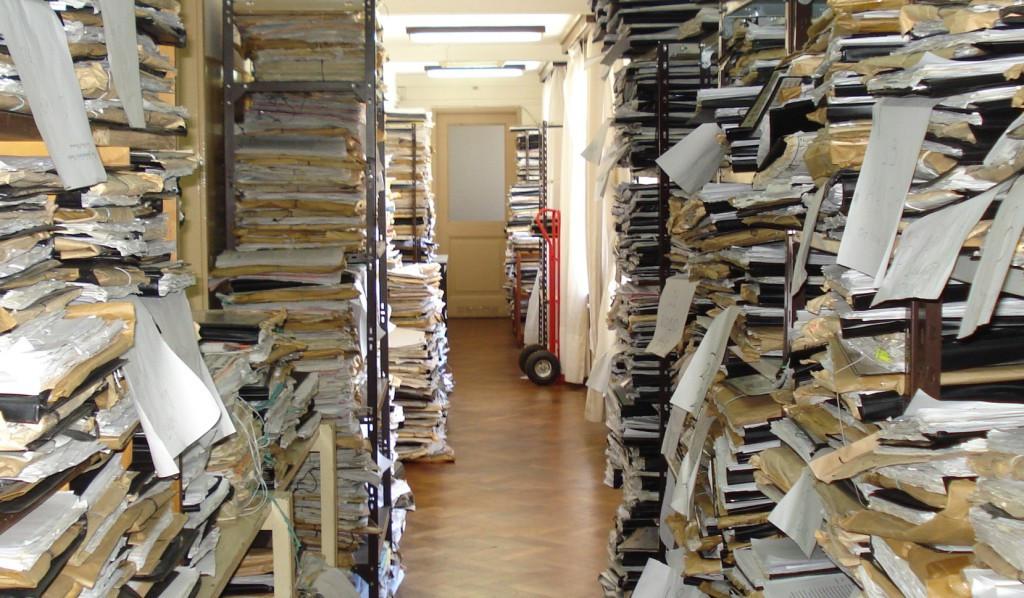 Hacia el fin de la burocracia documental
