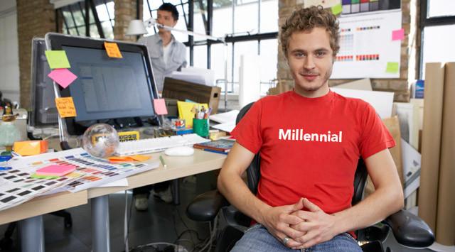 Millennials que van de un empleo al otro no son peores que sus mayores
