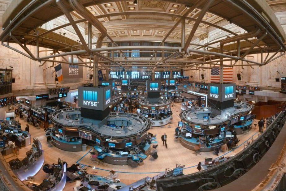 Bolsa americana rinde 24% a pesar de menor crecimiento