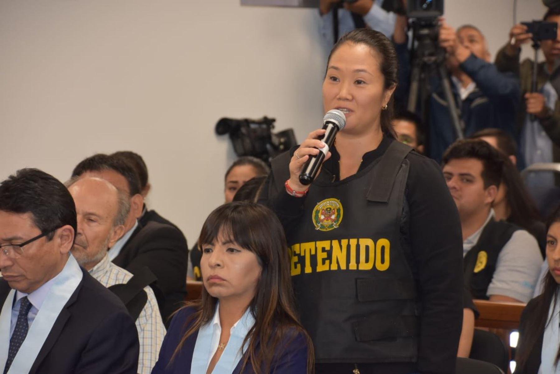 Tribunal Constitucional declaró fundado habeas corpus de Keiko Fujimori; lideresa de Fuerza Popular saldrá en libertad