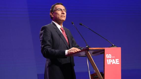 """Martín Vizcarra en CADE 2019: """"No podemos mercantilizar la política si se pretende desarrollar una economía de mercado para todos"""""""