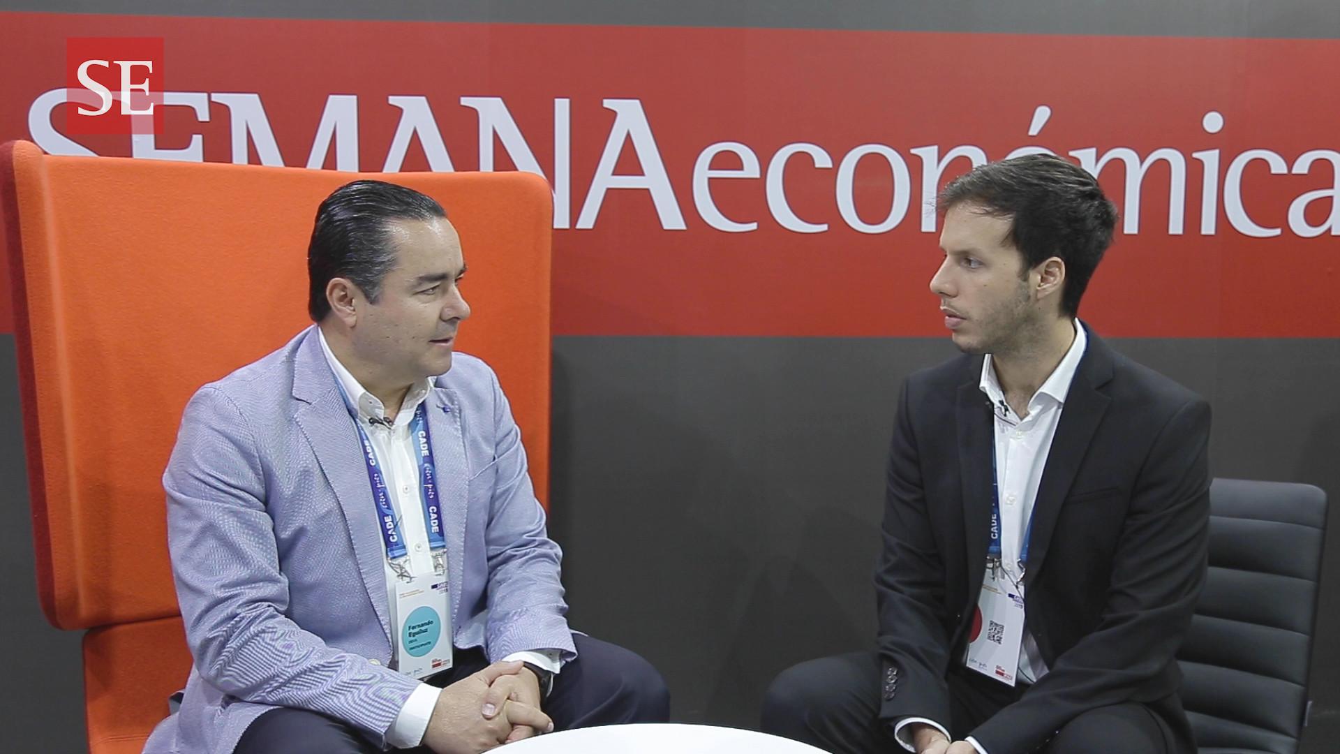 """Fernando Eguiluz, CEO de BBVA Perú: """"Queremos abrir Lukita para que todos los bancos estemos perfectamente integrados"""""""