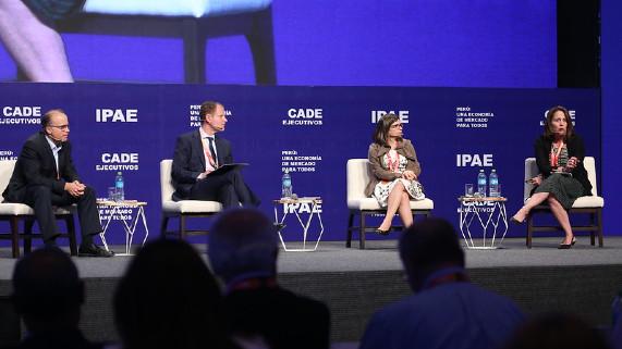 CADE 2019: Cerrando las brechas de salud con el sector privado