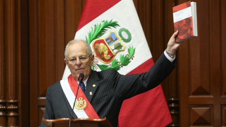 Incas, virreyes, caudillos y dictadores: a propósito de las reacciones al discurso presidencial