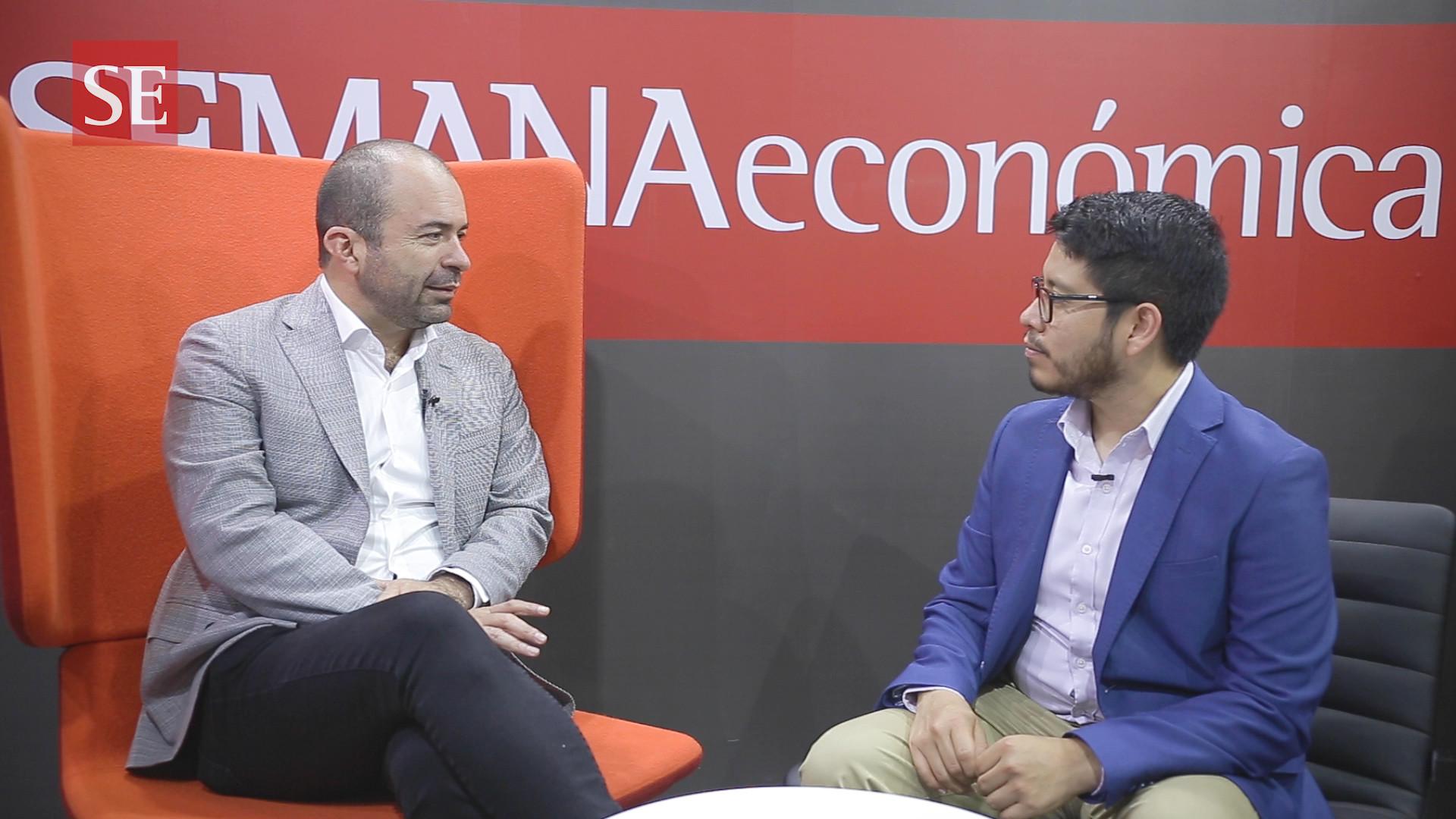 """Pío Rosell, CEO de Diners: """"En el Perú hay una revolución de la forma de comprar y pagar"""""""