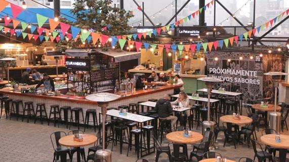 Gastronomía peruana: el boom de los espacios compartidos