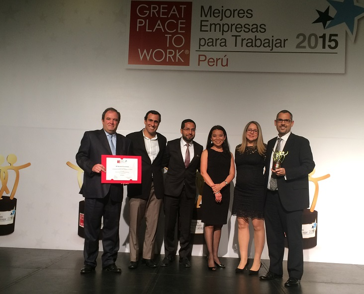 SE Semana Económica es reconocida como empresa Great Place to Work